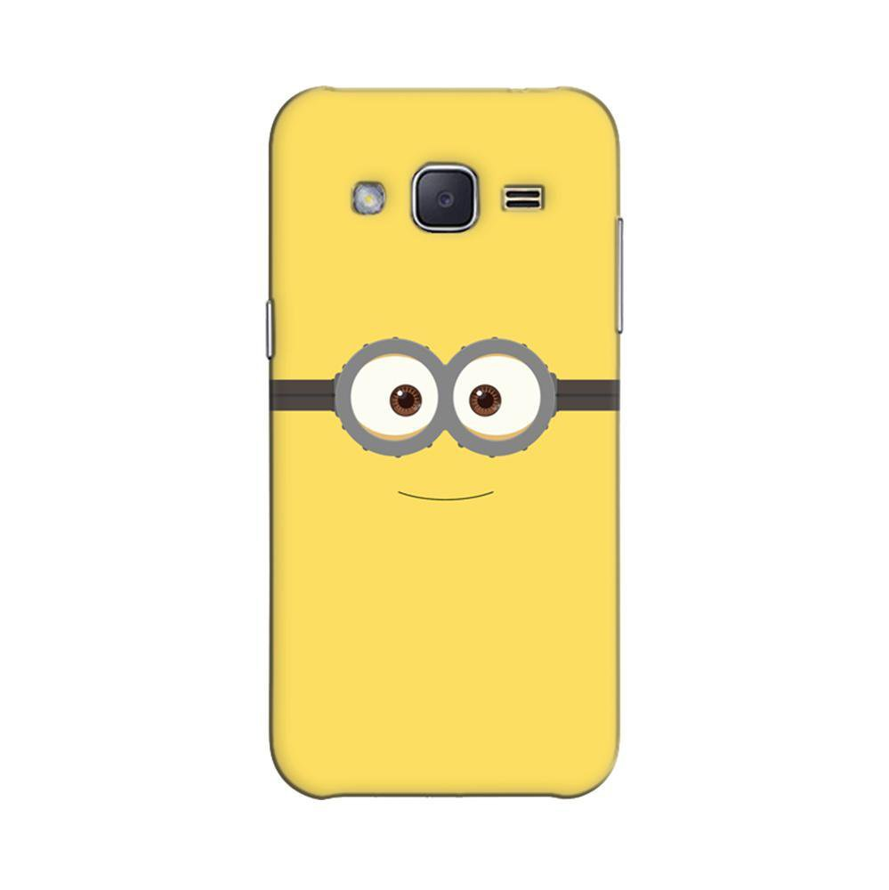 new concept 35b14 d61ee Mangomask Samsung Galaxy Core Prime Mobile Phone Case Back Cover Custom  Printed Designer Series Minions On Despicable Me