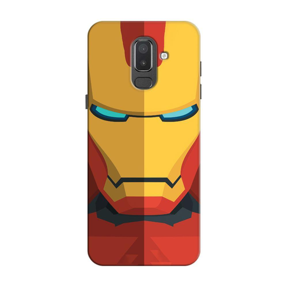 separation shoes 0b30b d040d Mangomask Samsung Galaxy J6 (Infinity Displays) Mobile Phone Case Back  Cover Custom Printed Designer Series Iron Man 04