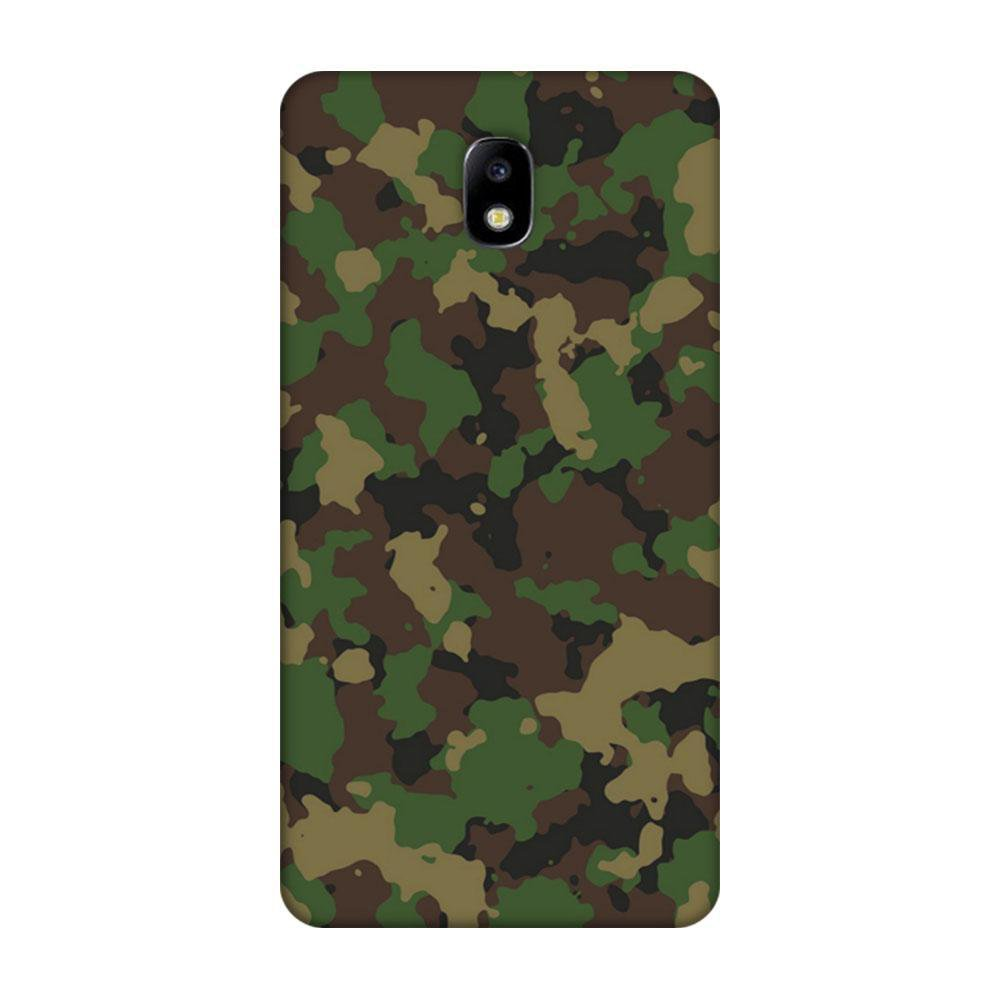 the latest ac926 49174 Mangomask Samsung Galaxy J7 Pro Mobile Phone Case Back Cover Custom Printed  Designer Series Green Military