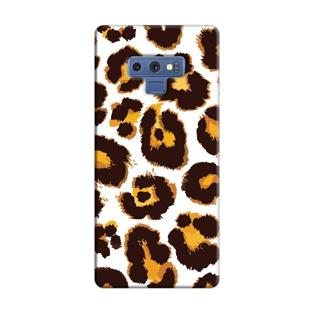 reputable site 076e0 f752c Mangomask Samsung Galaxy Note 9 Mobile Phone Case Back Cover Custom Printed  Designer Series Tiger Cheetah Animal Print
