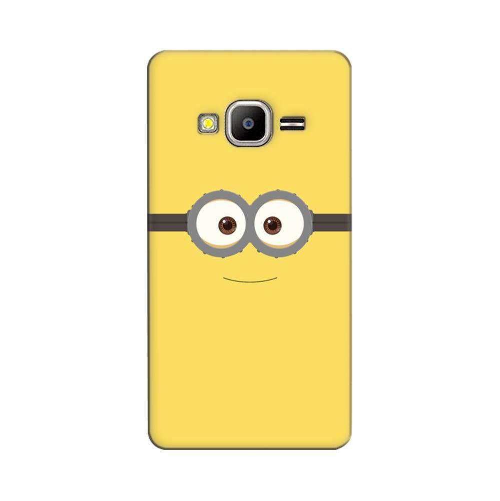 100% authentic bb298 979de Mangomask Samsung Galaxy On 7 Mobile Phone Case Back Cover Custom Printed  Designer Series Minions On Despicable Me