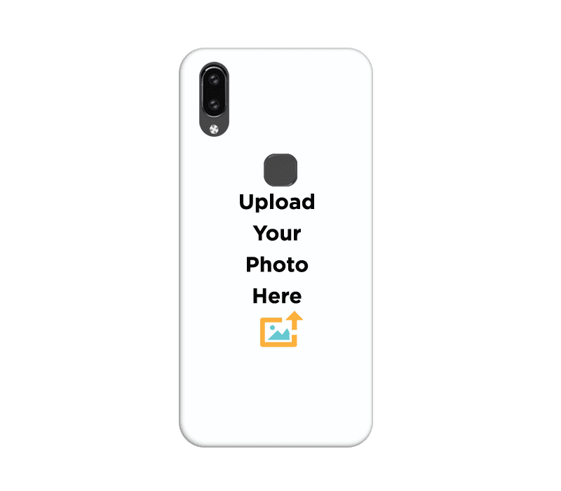 Mangomask Vivo V9 Personalized Custom Printed Mobile Phone Case Back Cover Design Your Own Case (Template One)