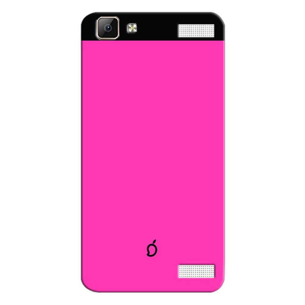 the latest 9a079 9aa53 Mangomask Vivo V1 Max Mobile Phone Case Back Cover Custom Printed Neon  Series Brink pink Striped One