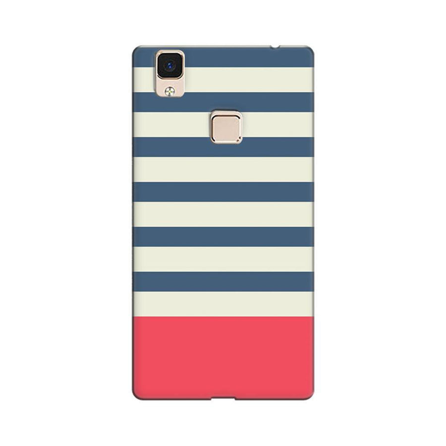 b083b8808 Mangomask Vivo V3 Max Mobile Phone Case Back Cover Custom Printed Designer  Series Blue Red White