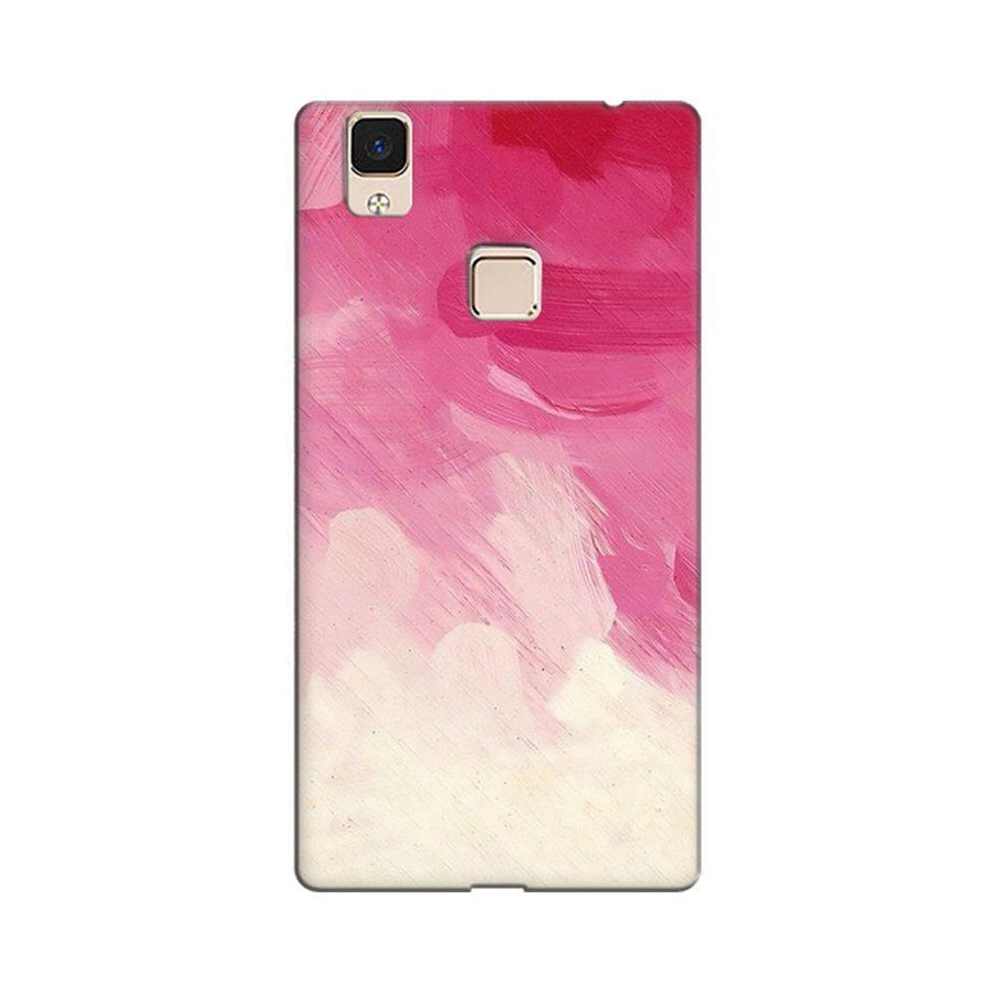 934be968b Mangomask Vivo V3 Max Mobile Phone Case Back Cover Custom Printed Designer  Series Pink And White