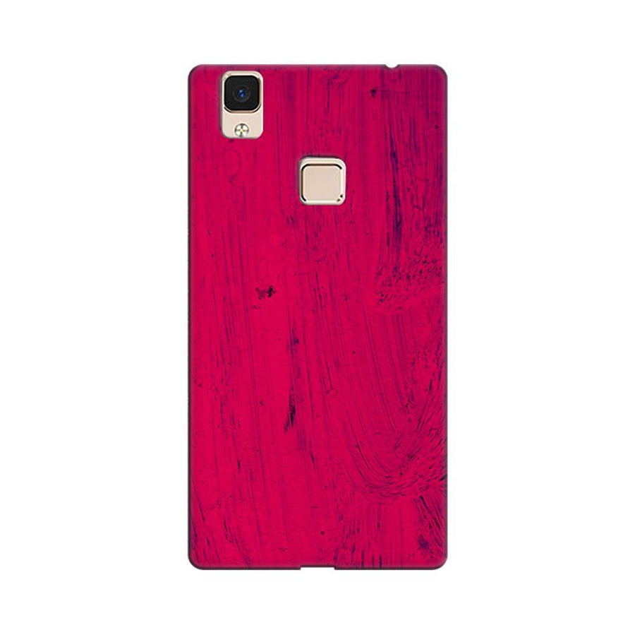 49da4b2fb Mangomask Vivo V3 Max Mobile Phone Case Back Cover Custom Printed Designer  Series Dark Pink Paint