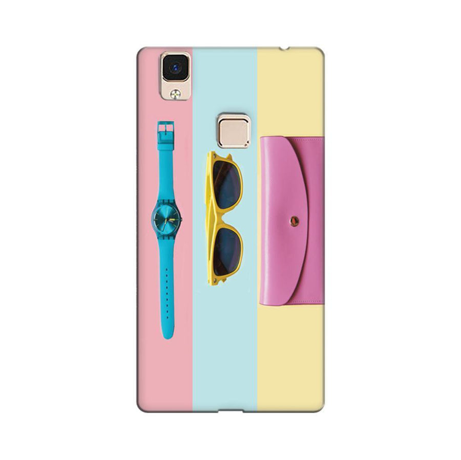 a55d7ebfc Mangomask Vivo V3 Max Mobile Phone Case Back Cover Custom Printed Designer  Series All Girly Stuff