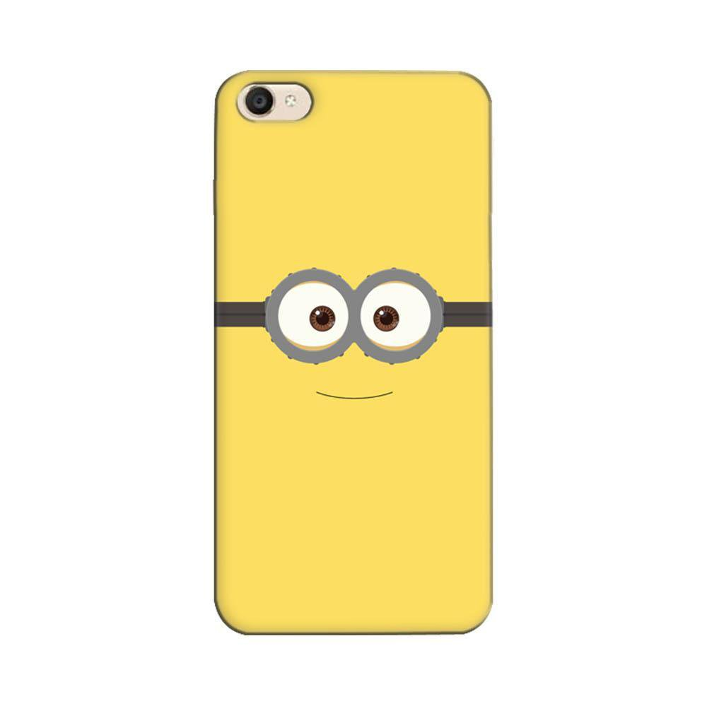 new product 50b62 daf07 Mangomask Vivo V5 Plus Mobile Phone Case Back Cover Custom Printed Designer  Series Minions On Despicable Me