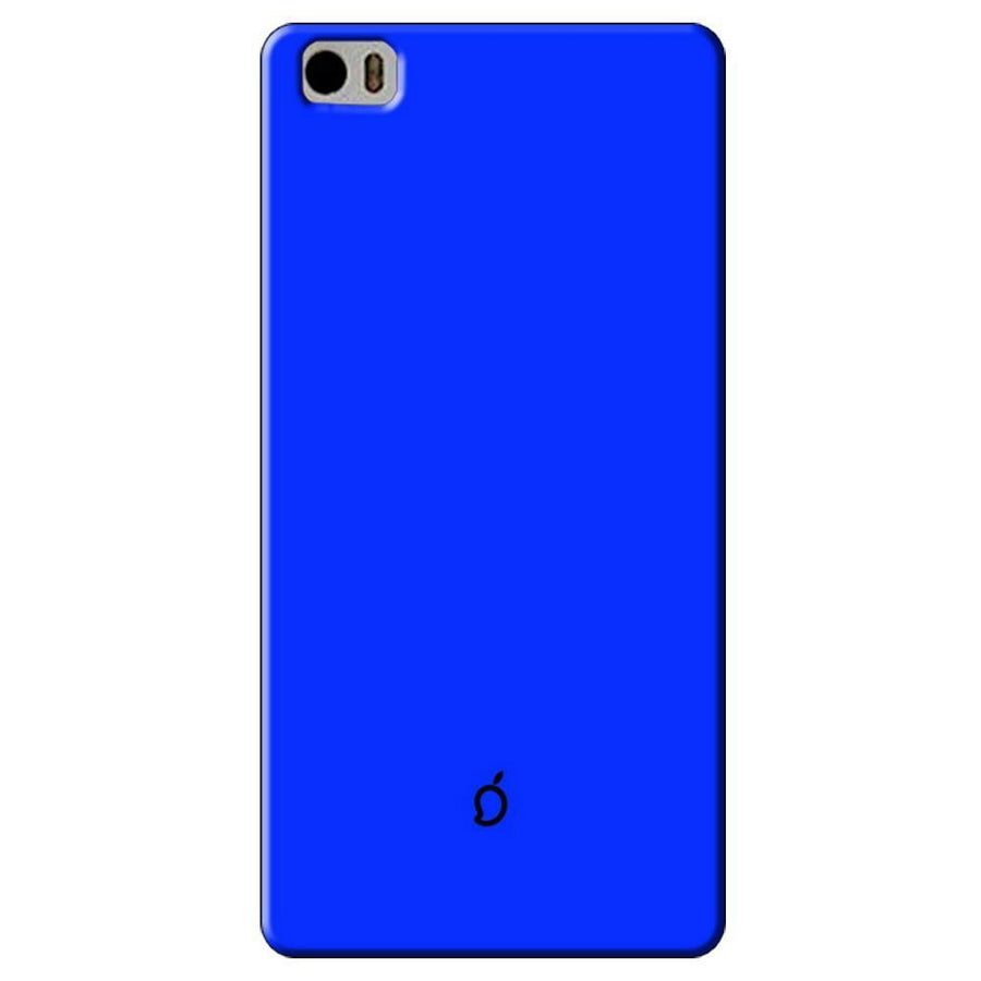 Mangomask Xiaomi Mi 5 Mobile Phone Case Back Cover Custom Printed Neon Series Royal Blue