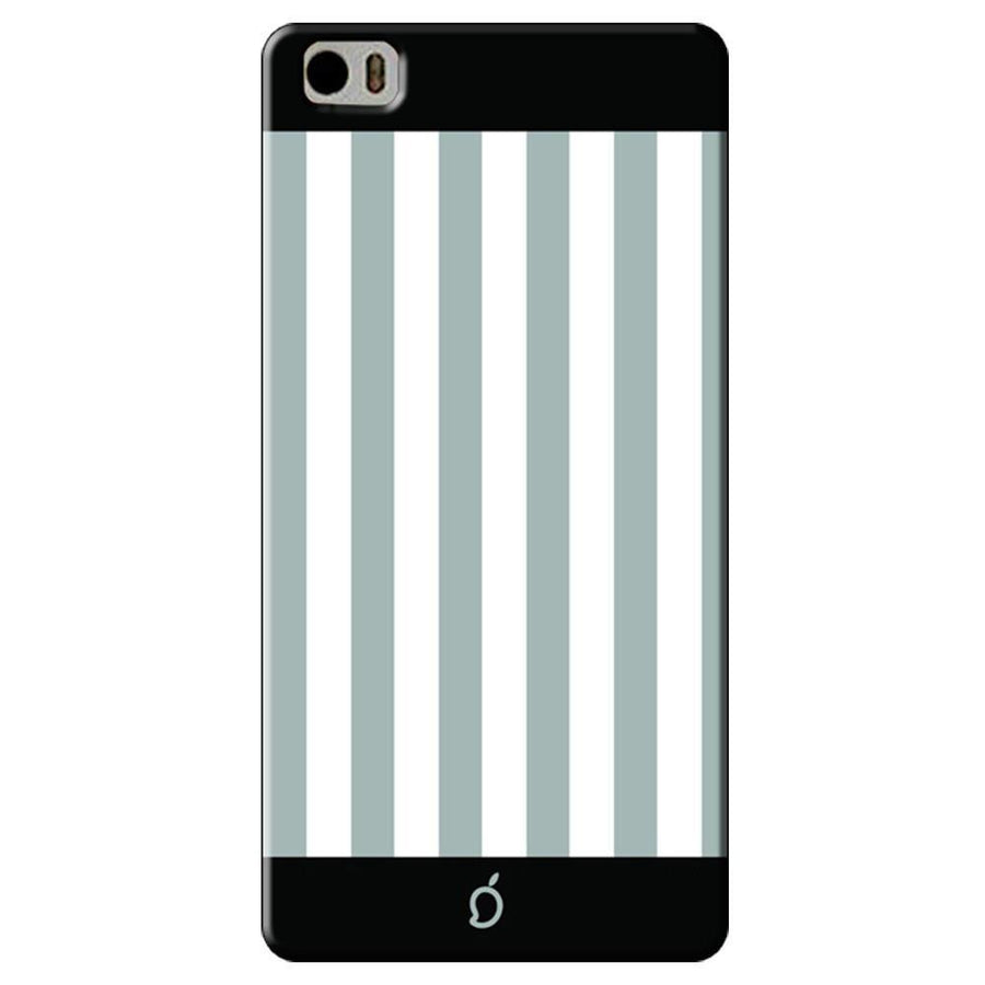 Mangomask Xiaomi Mi 5 Mobile Phone Case Back Cover Custom Printed Neon Series Dark Gray Striped Seven
