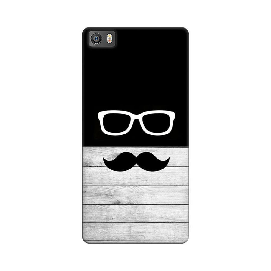 Mangomask Xiaomi Mi 5  Mobile Phone Case Back Cover Custom Printed Designer Series Black And White Hipster