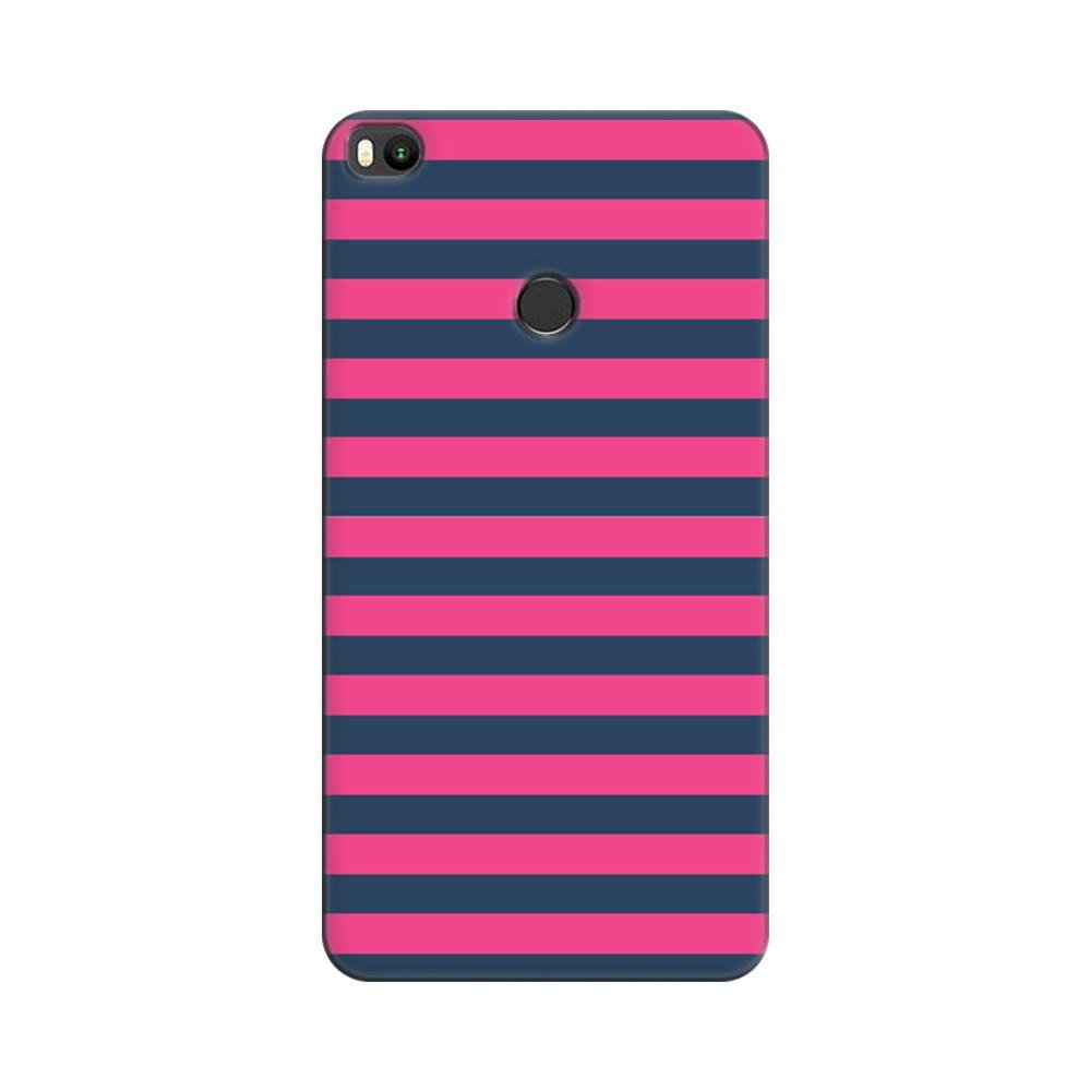 quality design 79d86 6a164 Mangomask Xiaomi Mi Max 2 Mobile Phone Case Back Cover Custom Printed  Designer Series Black And Pink Pattern Two