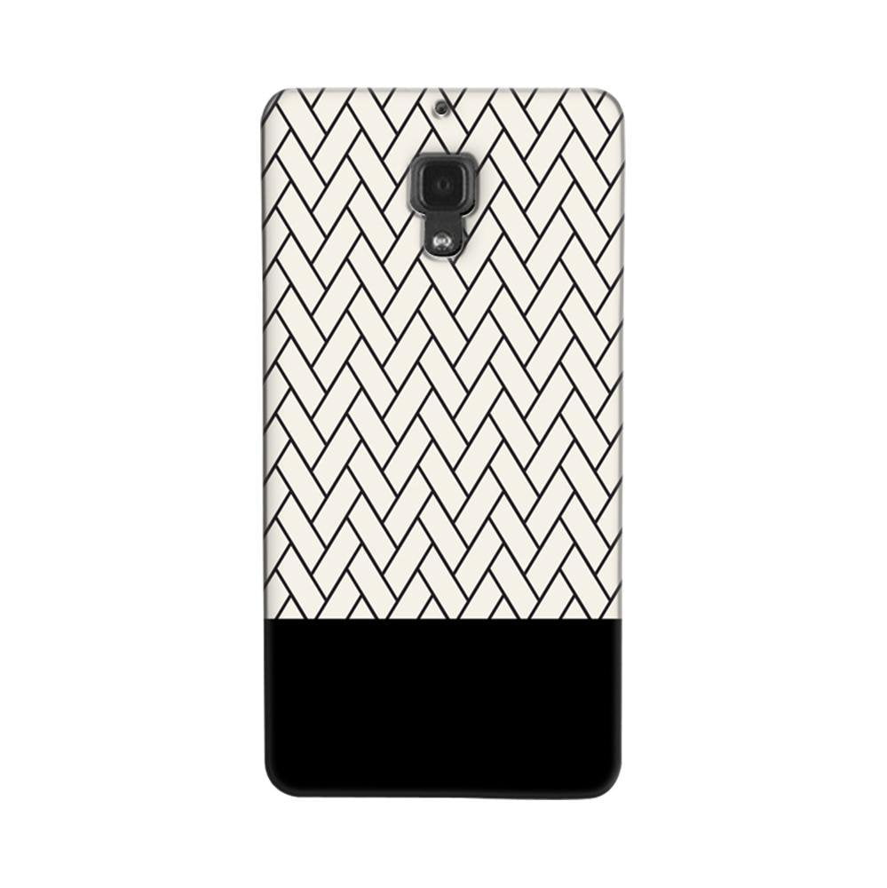 Xiaomi Redmi 1s Mobile Phone Cases And Back Covers Grey Mangomask Case Cover Custom Printed Designer Series White Black