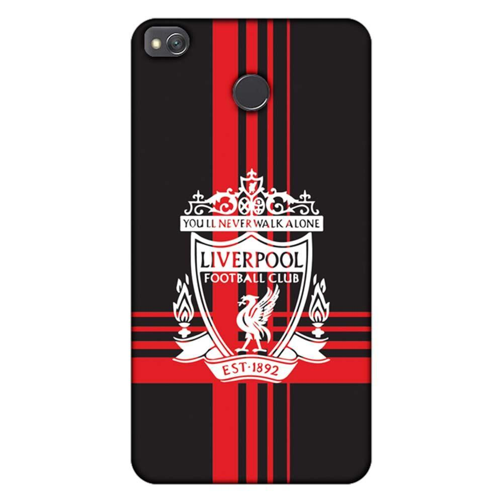 factory price b9fab 905fb Mangomask Xiaomi Redmi 4 (4X) Mobile Phone Case Back Cover Custom Printed  Designer Series Liverpool FC Logo 02