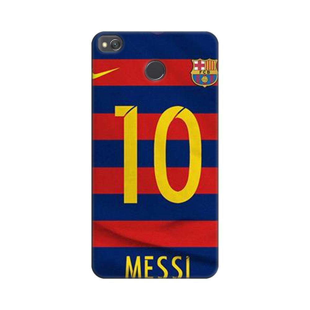 online store b9339 faba0 MangomaskXiaomi Redmi 4 (4X) Mobile Phone Case Back Cover Custom Printed  Designer Series Soccer Messi One