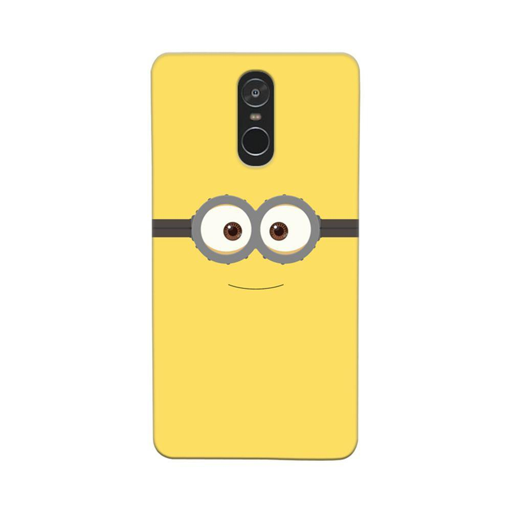 brand new 12ea9 e52a8 Mangomask Xiaomi Redmi Note 4 Mobile Phone Case Back Cover Custom Printed  Designer Series Minions On Despicable Me