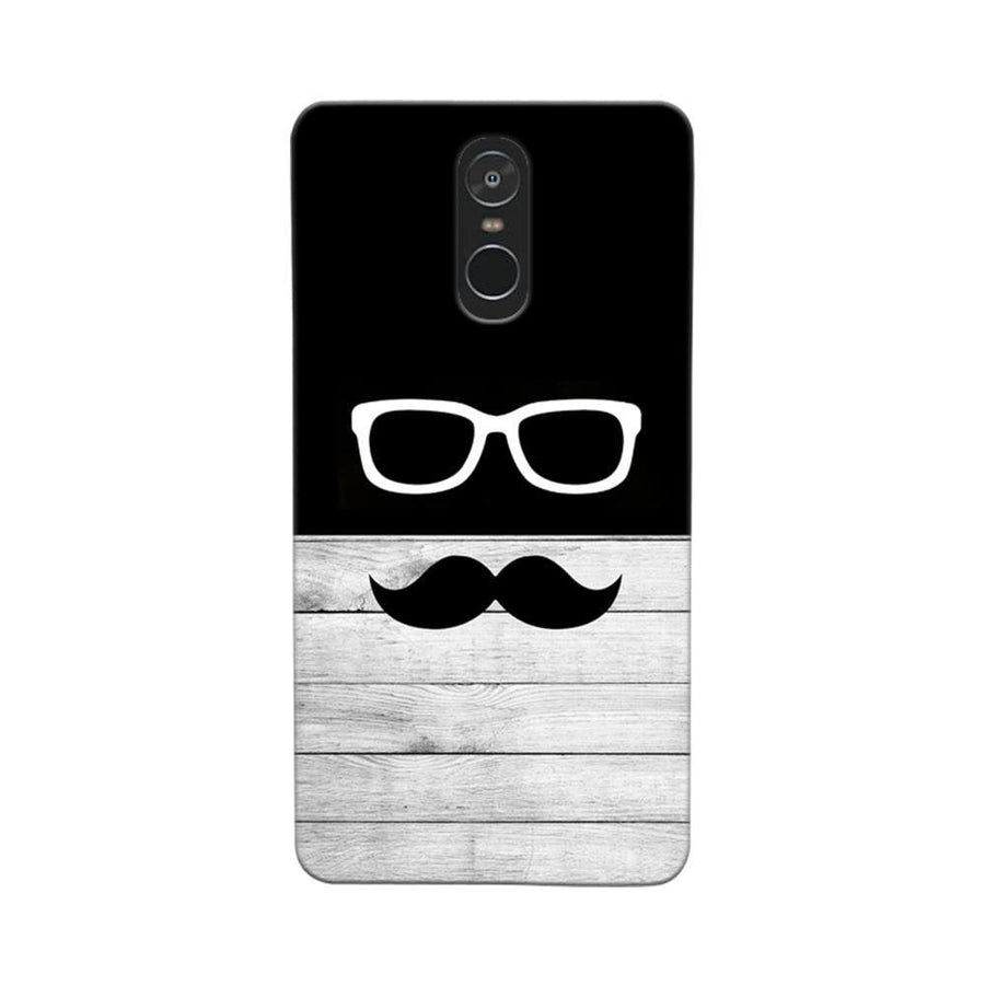 Mangomask Xiaomi Redmi Note 4 Mobile Phone Case Back Cover Custom Printed Designer Series Black And White Hipster