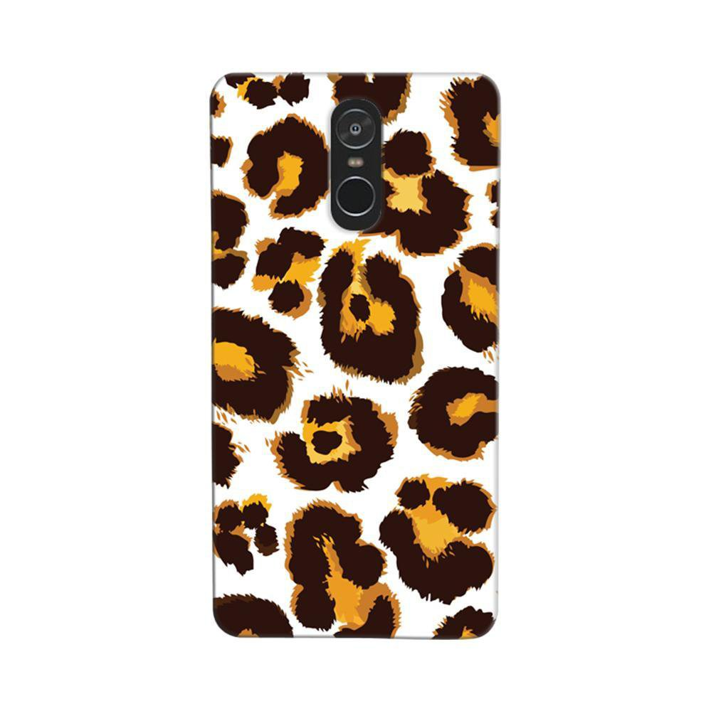 online store 38912 bb5ac Mangomask Xiaomi Redmi Note 4 Mobile Phone Case Back Cover Custom Printed  Designer Series Tiger Cheetah Animal Print