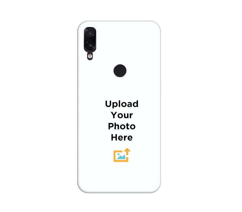 new product 39556 9757d Xiaomi Redmi Note 7 Pro Customisable Printed Designer Phone Case ...