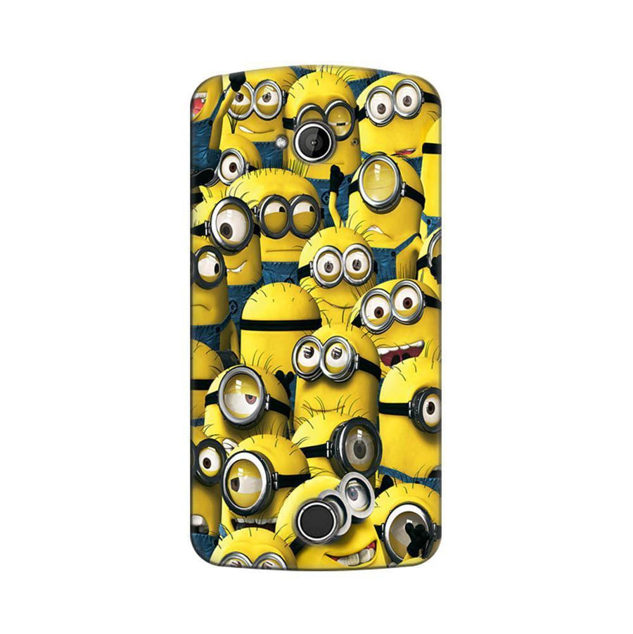Acer Liquid Z530 Mangomask Acer Liquid Z530 Mobile Phone Case Back Cover Custom Printed Designer Series Funny Minions Despicable Me