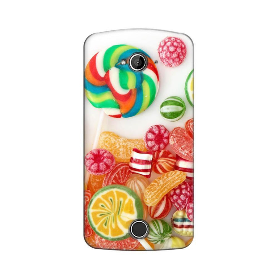 Acer Liquid Z530 Mangomask Acer Liquid Z530 Mobile Phone Case Back Cover Custom Printed Designer Series Kids Candies Two