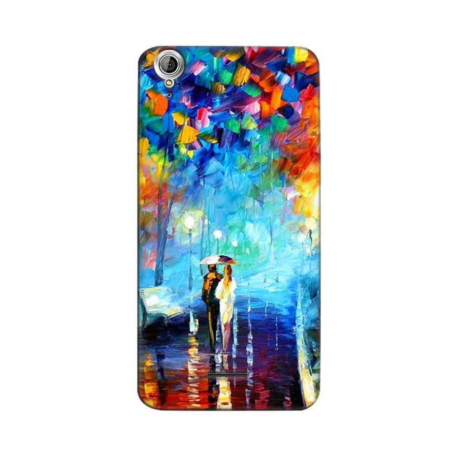 Mangomask Acer Liquid Z630 Mobile Phone Case Back Cover Custom Printed Designer Series Romantic Couple Walk