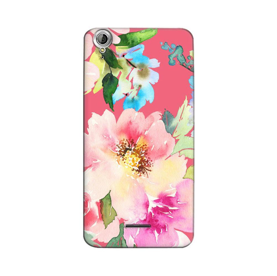 Mangomask Acer Liquid Z630 Mobile Phone Case Back Cover Custom Printed Designer Series Spring Floral