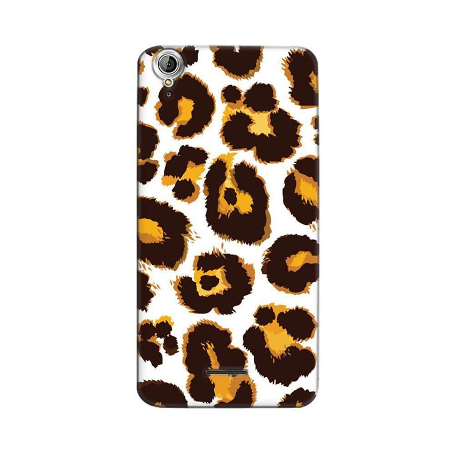 Mangomask Acer Liquid Z630 Mobile Phone Case Back Cover Custom Printed Designer Series Tiger Cheetah Animal Print