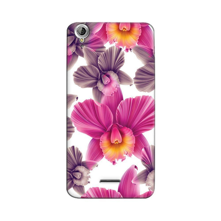 Mangomask Acer Liquid Z630 Mobile Phone Case Back Cover Custom Printed Designer Series Unique Floral Pattern