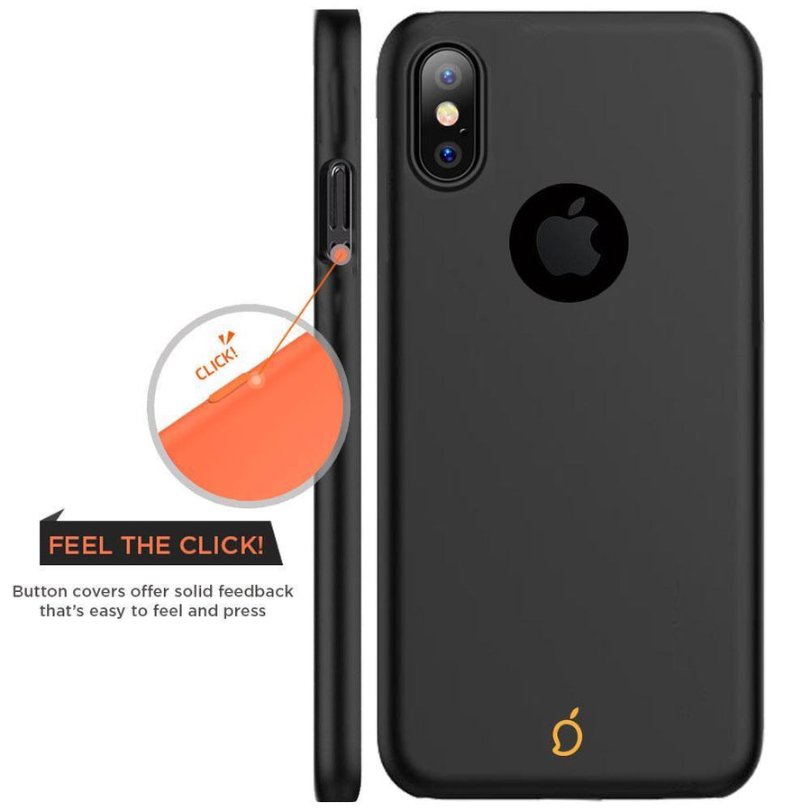 Apple iPhone X Mangomask - Apple iPhone X Mobile Phone Case Back Cover Slim Series