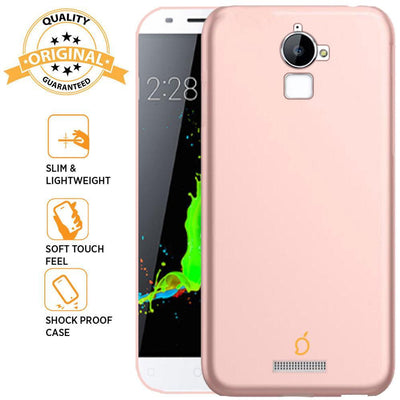 Coolpad Note 3 Lite Rose Gold Mangomask - Coolpad Note 3 Lite  Mobile Phone Case Back Cover Slim Series