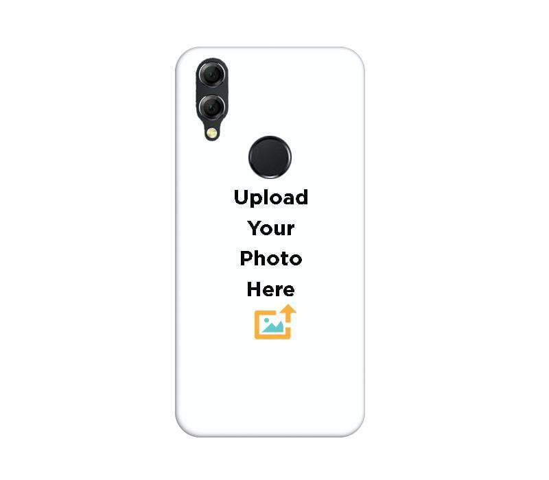 Mangomask Huawei Honor 8X Personalized Custom Printed Mobile Phone Case  Back Cover Design Your Own Case (Template One)