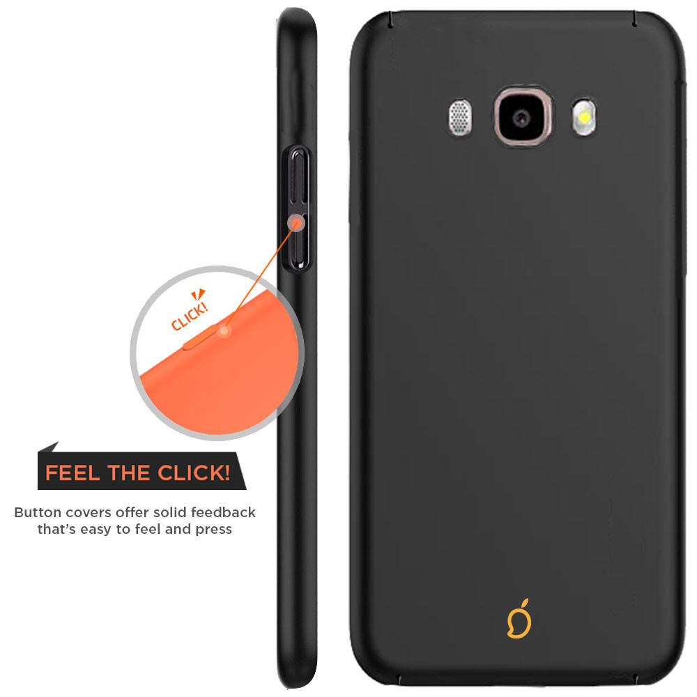 Samsung Galaxy J7 2016 On8 Mobile Phone Cases And Back Covers Slim Matte Mangomask J710 Model Case Cover