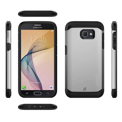 Mangomask Samsung Galaxy J7 Prime 2016 / On Nxt / On7 2016 Mobile Phone Case Back Cover Military Series - www.mangomask.com