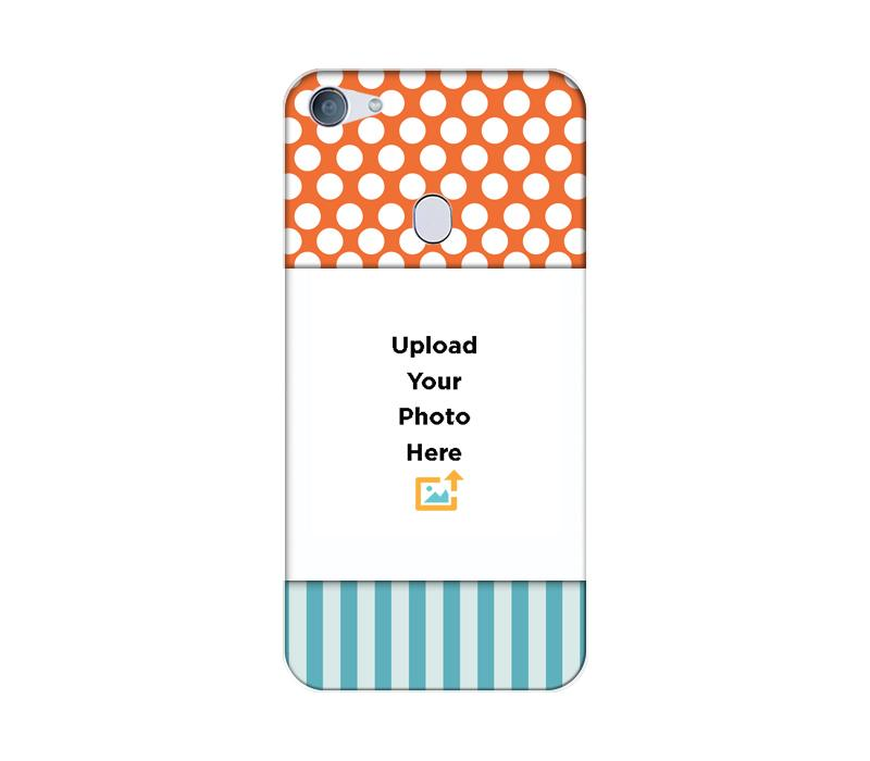 Phone Case Template | Oppo F5 Customisable Printed Designer Phone Case Back Cover