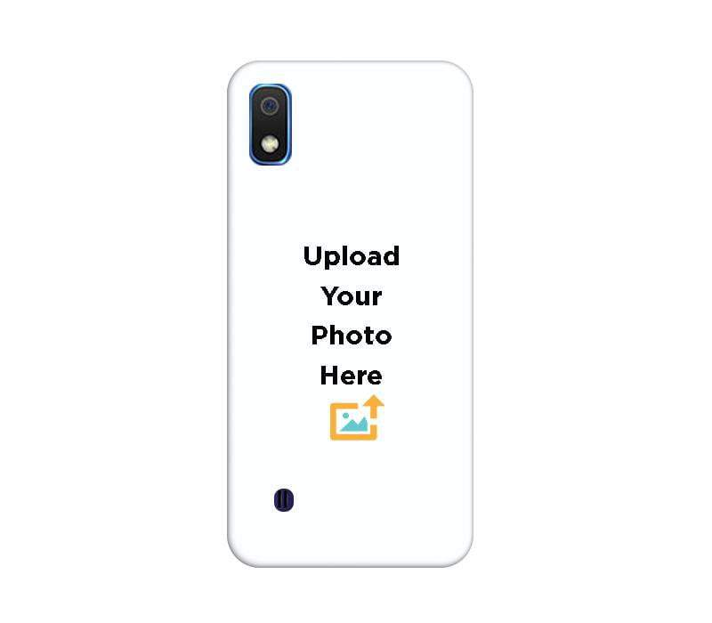 Samsung Galaxy A10 Mangomask Samsung Galaxy A10 Personalized Custom Printed Mobile Phone Case Back Cover Design Your Own Case (Template One)