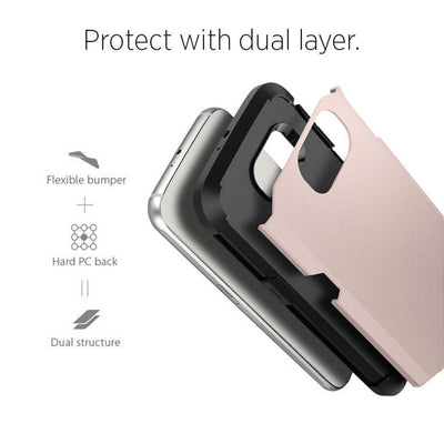 Samsung Galaxy A3 2016 Rose Gold Mangomask - Samsung Galaxy A3 2016 (A310 Model) Mobile Phone Case Back Cover Military Series