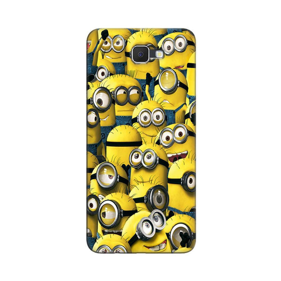 Samsung Galaxy J7 Prime / On7 2016 / On Nxt Mangomask  Samsung Galaxy J7 Prime / On7 2016 / On Nxt / J7 Prime 2 Mobile Phone Case Back Cover Custom Printed Designer Series Funny Minions Despicable Me