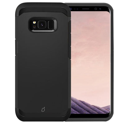 Samsung Galaxy S8 Black Mangomask - Samsung Galaxy S8 Mobile Phone Case Back Cover Military Series