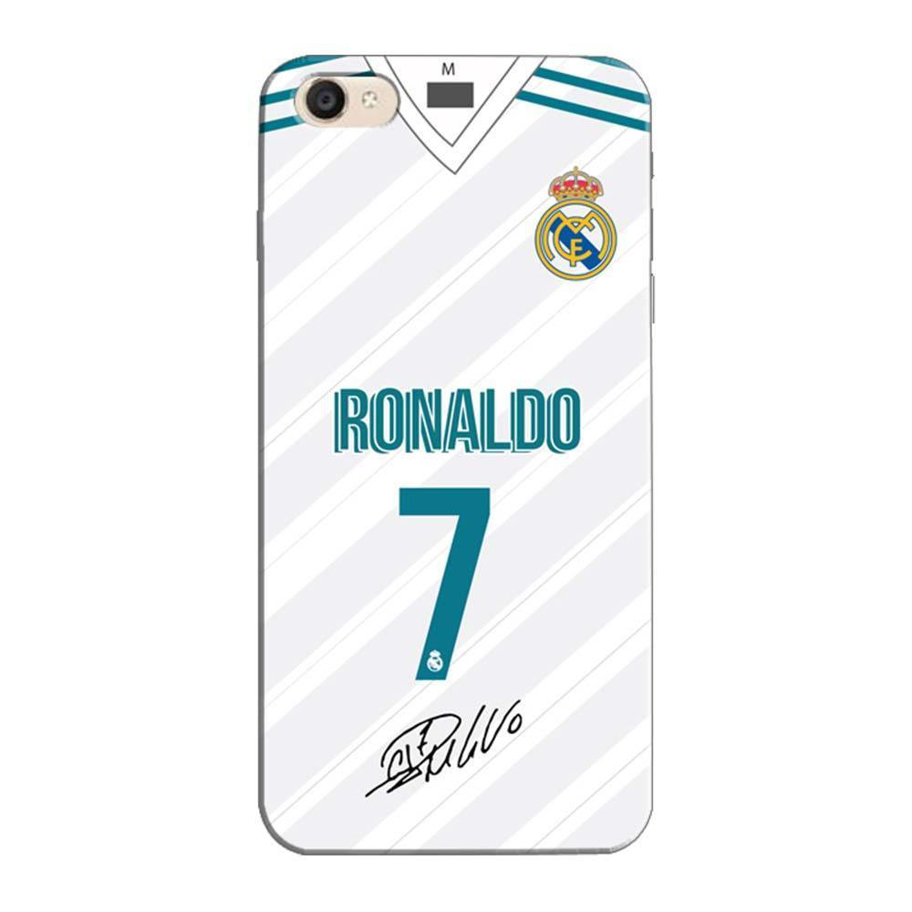 differently e3362 7618a Mangomask Vivo V5s Mobile Phone Case Back Cover Custom Printed Designer  Series Cristiano Ronaldo 7 jersey