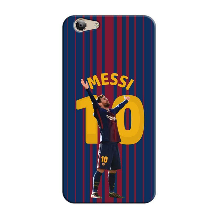 7e968af38f5 Mangomask Vivo Y53 Mobile Phone Case Back Cover Custom Printed Designer  Series Lionel Messi 01