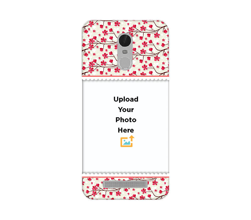 Mangomask Xiaomi Redmi Note 3 Personalized Custom Printed Mobile Phone Case Back Cover Design Your Own Case (Template Five)