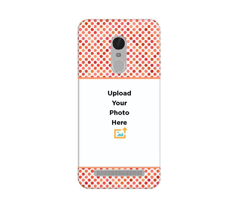 Mangomask Xiaomi Redmi Note 3 Personalized Custom Printed Mobile Phone Case Back Cover Design Your Own Case (Template Eight)