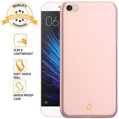 Xiaomi Mi 5 Rose Gold Mangomask -  Xiaomi Mi5  Mobile Phone Case Back Cover Slim Series