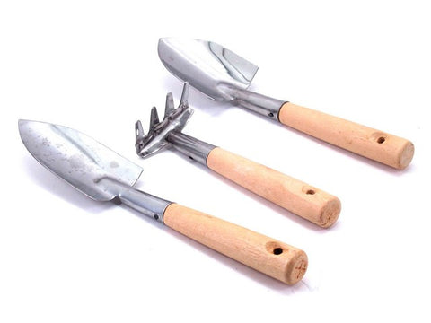 ALAT BERKEBUN MINI TOOLS SET 3PCS  4.1