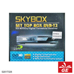 SET TOP BOX DVB-T2 SKYBOX 0 02017326