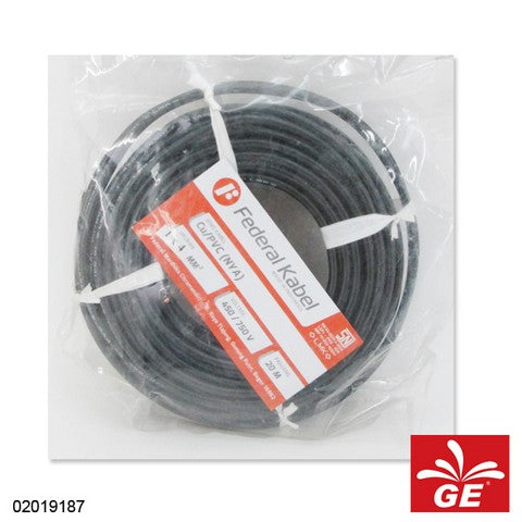 KABEL FEDERAL NYA 1 X 4MM 20M HT 02019187