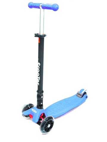 SCOOTER RODA TIGA MINI BIRU