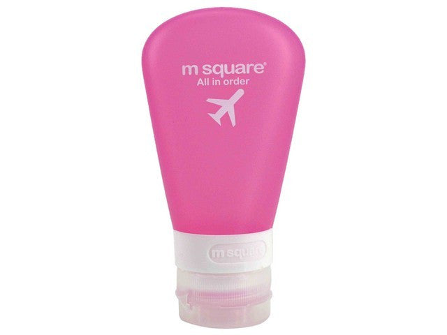 M SQUARE Travel Botol Refill 60ML S1590 3.4