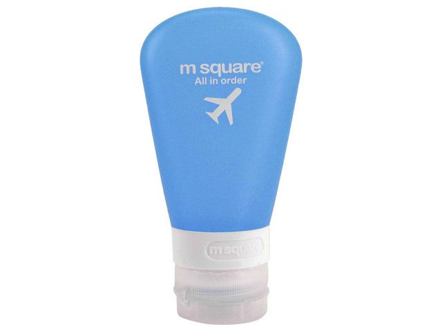 M SQUARE Travel Botol Refill 89ML S1592 1.1